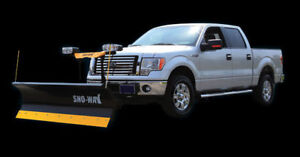SNOWAY F150 SNOWPLOW SYSTEM 26 and 26R chev gmc dodge 1500