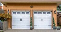 Garage doors, springs, cables..need to be repaired? pls. call us