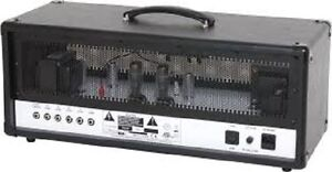 FS/T Made in USA 50/25 Watt ALL TUBE head Great Cleans and Gain Peterborough Peterborough Area image 3
