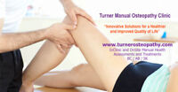 Aches and Pains? See a Manual Osteopathy Practitioner!