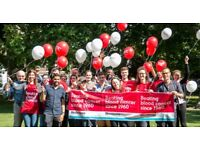 Join the York Balloon Walk and help us beat blood cancer