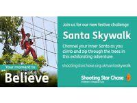 Shooting Star Chase Santa Sky Walk