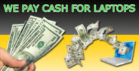 Planning To Sell Laptops Then Call Us For Instant Cash!