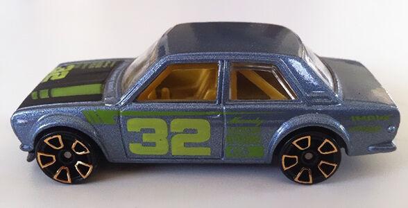 2012 datsun bluebird 510 - Rare Hot Wheels Cars 2012