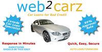 Canada Car Auto Loan -ANY Credit Auto Finance -100% Acceptance