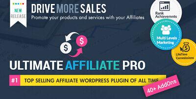 Ultimate Affiliate Pro V7.1 - Wordpress Plugin