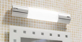 Linolite Elite Chrome Mirror Light - 11 Watt with Push Switch NEW