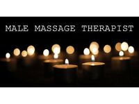 Professional Male Massage Therapist
