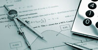 Tutoring For Cegep and Highschool Mathematics