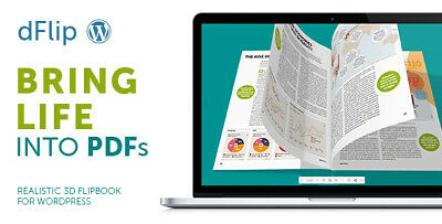 Dflip Pdf Flipbook Wordpress Plugin  Limted Time - Updated