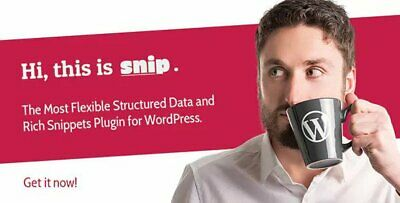 Snip Structured Data Plugin For Wordpress Limted Time - Updated