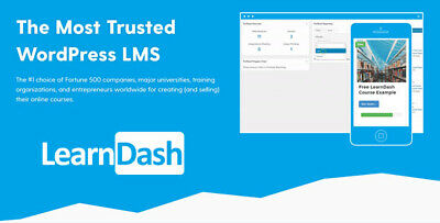 Learndash V3.4.2.1 All Addons Wordpress Lms Plugin