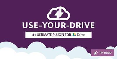 Use-your-drive Google Drive Plugin For Wordpress Lastest Version
