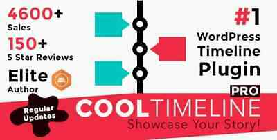 Cool Timeline Pro Wordpress Timeline Plugin Lastest Version Original Files