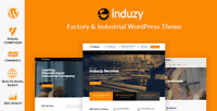 Induzy – Factory & Industrial WordPress Theme by zozothemes