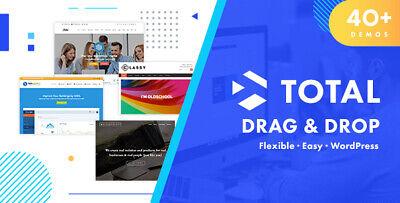 Total Responsive Multipurpose Wordpress Theme Lastest Version