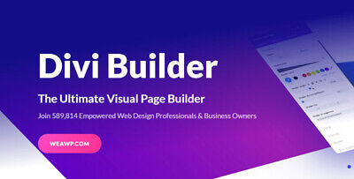 Divi The Ultimate Wordpress Theme Visual Page Builder  Updated