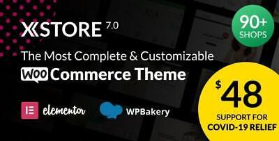Xstore V7.1.3- Responsive Multi-purpose Woocommerce Wordpress Theme