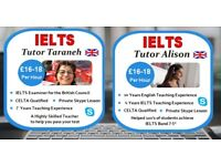 IELTS Tutor Pro - Skype Lessons from £16 p/h with IELTS Examiners -Free trial with an online teacher