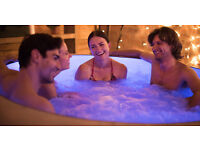 Hot Tub Hire & Late Availability Offers