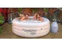 Lazy spa vegas jacuzzie hot tub pool
