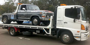 Great rate towing &cash for clunkers