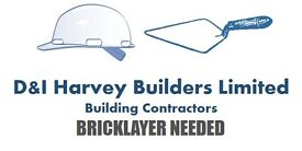 Bricklayer Required