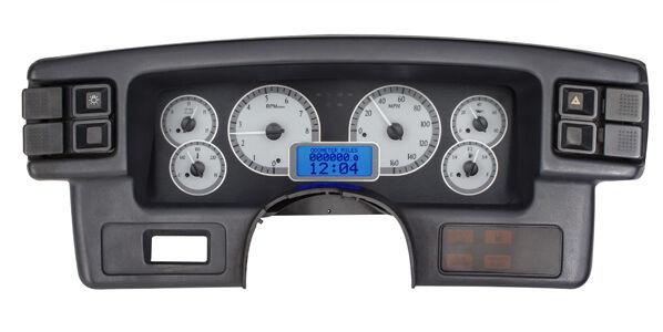 Dakota Digital 87 88 89 Ford Mustang Analog Dash Gauges System Kit VHX-87F-MUS