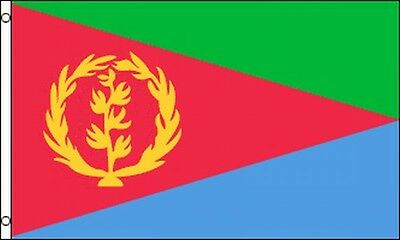Flag Of Eritrea 3x5 Ft Banner Nation State Horn Africa African Asmara Red Sea