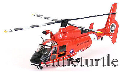 New Ray 25903 Sky Pilot US Coast Guard Dauphin HH-65C Helicopter 1:48 - New Ray Helicopter