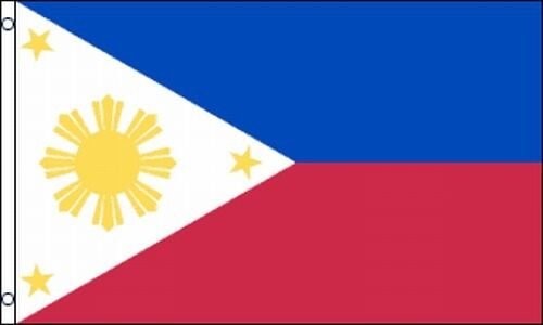 Flag Of The Philippines 3x5 Ft Philippine Islands Pi Filipino Manila National