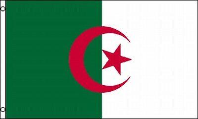Flag Of Algeria 3x5 Ft People's Democratic Republic Of Algeria Algiers Algerian