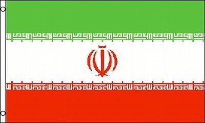 Flag Of Iran 3x5 Ft Iranian Banner Persian Persia Tehran Islamic Republic