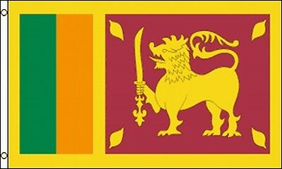 Sri Lanka Flag 3x5 Ft Nation Country Banner National Ceylon Lankan Colombo India