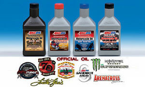 Amsoil Oil/Filters For Any Make or Model of motorcycle Kawartha Lakes Peterborough Area image 2