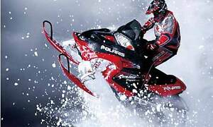 Snowmobile Repairs and Customization Shop