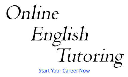 A Real Work from Home Job, Be an Online English Tutor