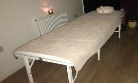 Deep Tissue & Swedish Massage (Reiki optional) - Only £35