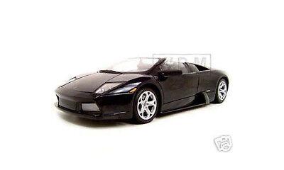 LAMBORGHINI MURCIELAGO ROADSTER BLACK 1:18 MODEL CAR BY MOTORMAX 73169
