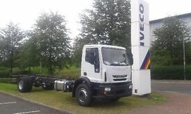 Iveco Eurocargo model ML180E25 Chassis Cab