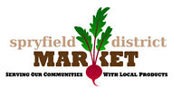 SPRYFIELD & District COMMUNITY MARKET, May 29