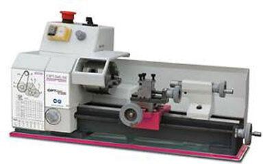 OPTIMUM TU 1503 V - die neue kompakte Drehmaschine mit elektronisch ...