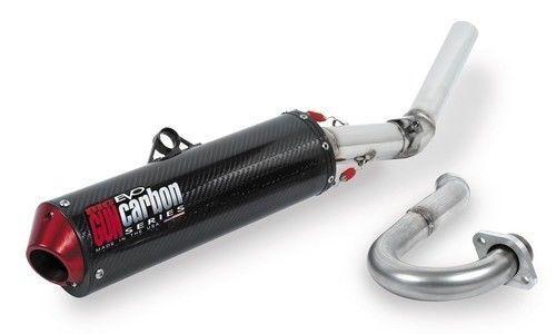 Big Gun Aluminum EVO R Slip-On for Yamaha YFZ450R 2009-2014
