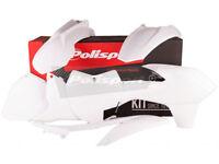 New Plastic Kit KTM SX SXF XC XC-F 125 250 350 450 13 14 15 Plastics White