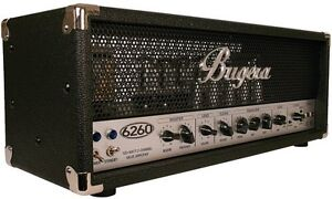 WANTED: Bugera 6260 amp head
