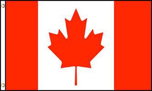 Flag 4X6 FT CANADA FLAG CANADIAN BANNER 4