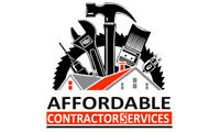 HANDYMAN CONTRACTORS 20 YEARS EXPERIENCE 902 989 4748