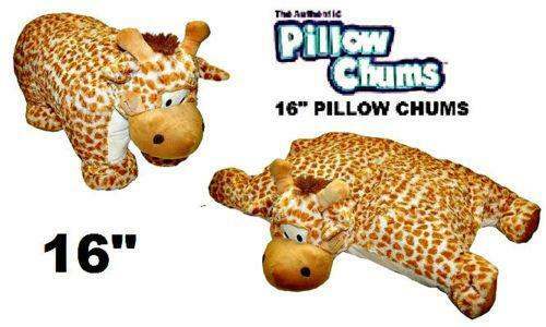 Pillow Chums Stuffed Animals Ebay