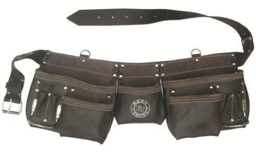 Leather Tool Belt Ebay