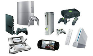 We Repair all  major brands of video Game Consoles.